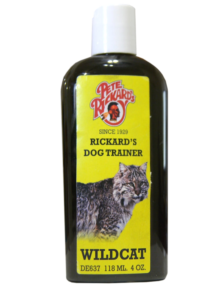 Wildcat Dog Training Scent