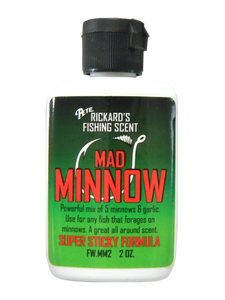 Mad Minnow Fishing Scent