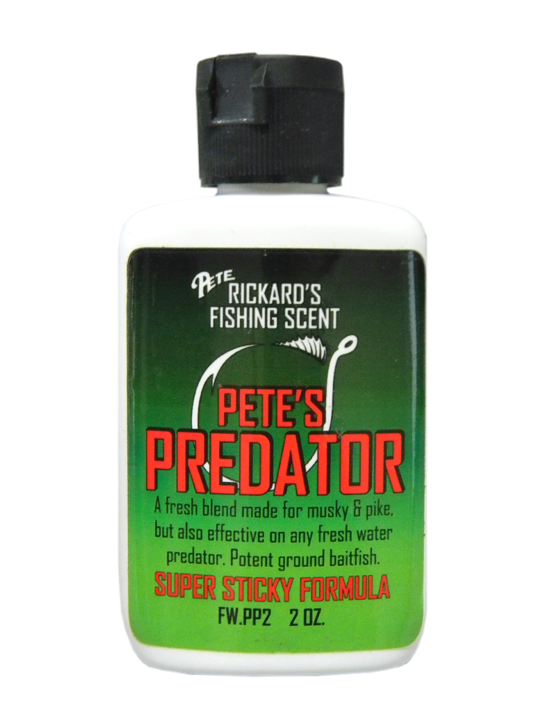 Pete's Predator Fishing Scent