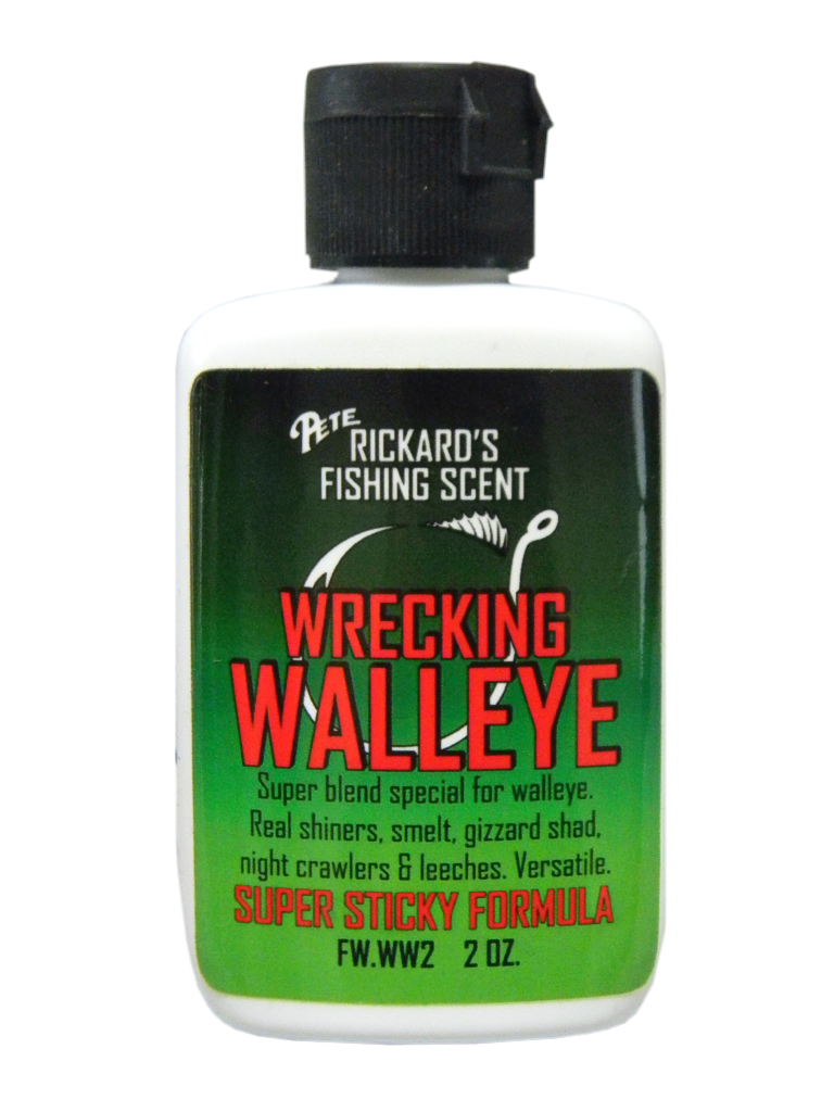 Wrecking Walleye Fishing Scent
