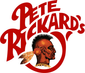 NEW Pete Rickard's Vinyl Sticker