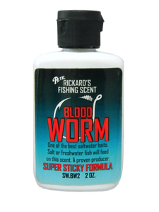 Blood Worm Salt Water Fishing Scent