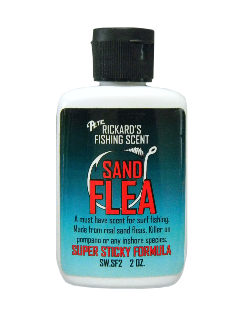 Sand Flea Salt Water Fishing Scent