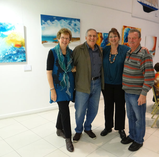 Abstract Earth Art Exhibition 2014