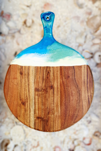 Resin Cheese Board #5030