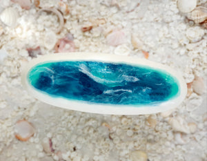 Resin Oval Trinket Dish #904