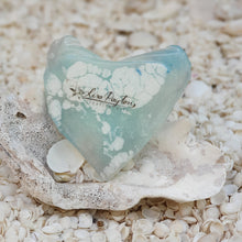 Resin Small Heart Coaster #8013