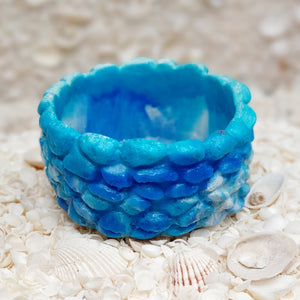 Resin Sea Themed Plant Pot #601