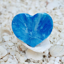 Resin Heart Fridge Magnet #2003