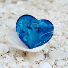 Resin Heart Fridge Magnet #2004