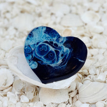 Resin Heart Fridge Magnet #2005