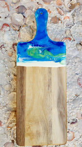 Resin Cheese Board #5062
