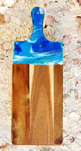 Resin Cheese Board #5070