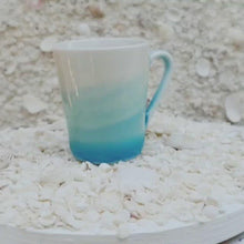 Resin Cup Beach Theme #17009