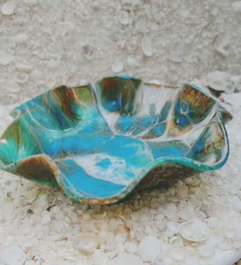Resin Fruit Bowl #14001
