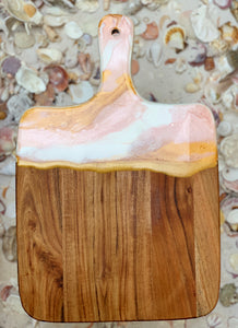 Resin Cheese Boards #505