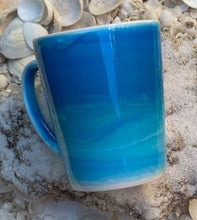 Load image into Gallery viewer, Resin Cup Beach Theme