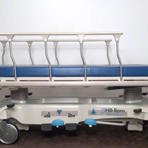Hill Rom P8005 Transport Stretcher with Pad Excellent Condition