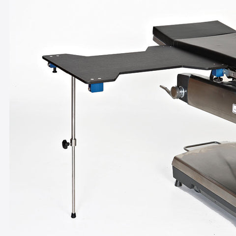 Carbon Fiber Hourglass Surgery Table W/Single Leg