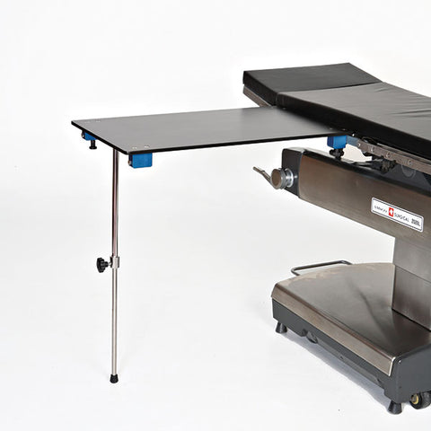 Carbon Fiber Rectangle Surgery Table W/Double Leg