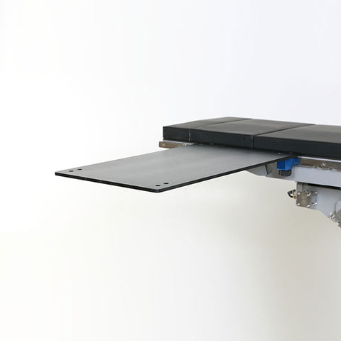 Carbon Fiber Rectangle Surgery Table without leg