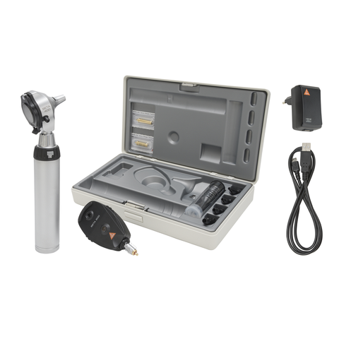 BETA 200 Ophth/BETA 400 Otoscope w BETA 4 USB Hnd,cord & plug