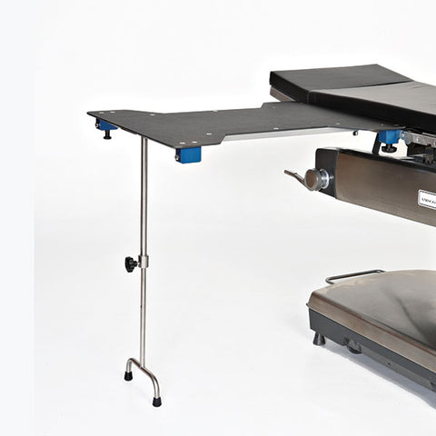 Hourglass Surgery Table W/Double Leg