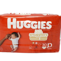 Huggies Preemie Little Snugglers Unisex Up to 6LB Bag of 30