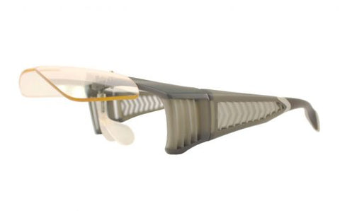 INFAB Flip Top Radiation Protection Glasses- Lightweight- Adjustable nose bridge -