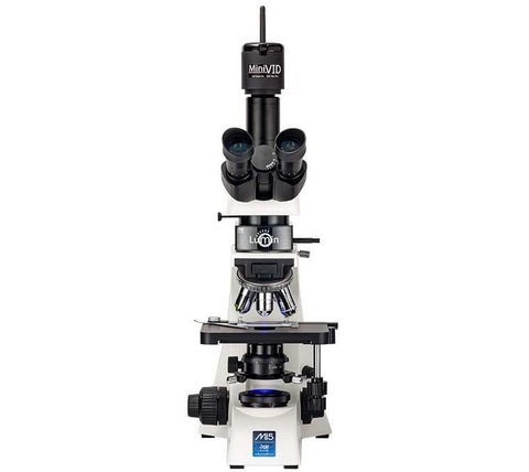 USA Mi5 Lumin Epi-Fluorescence Microscope LW Scientific