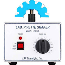 Pipette Shaker 6 place- timer, 2500 rpms, LW Scientific