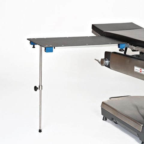 Rectangle Surgery Table W/Single Leg