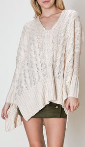 """SOFT 'N COZY"" OVERSIZED SWEATER **SALE**"