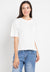Mineola Pocket Front T-Shirt White