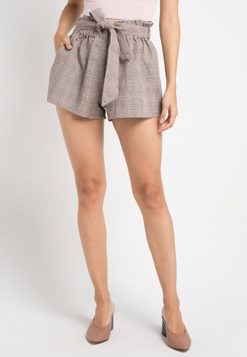 MINEOLA Mineola Short Pants Brown
