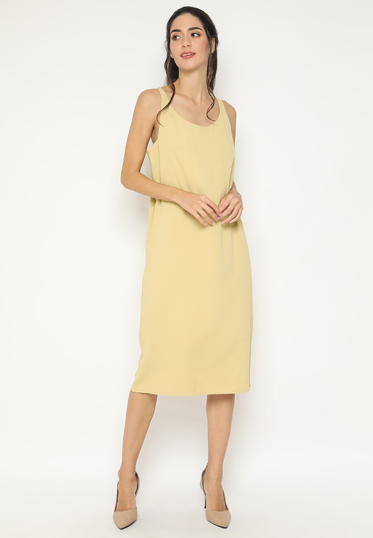 Mineola MNL Strappy Loose Dress