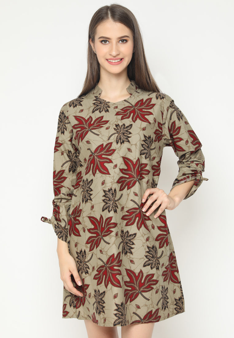 Mineola Batik Tunic Dress