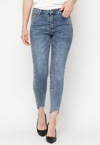 Mineola MNL Skinny Pencil Denim
