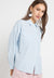 MINEOLA Two Front Pockets Stripe Shirt Blue (11903117FB)