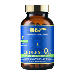 CHOLESTQ10 60 V-CAPS 30 SERVINGS