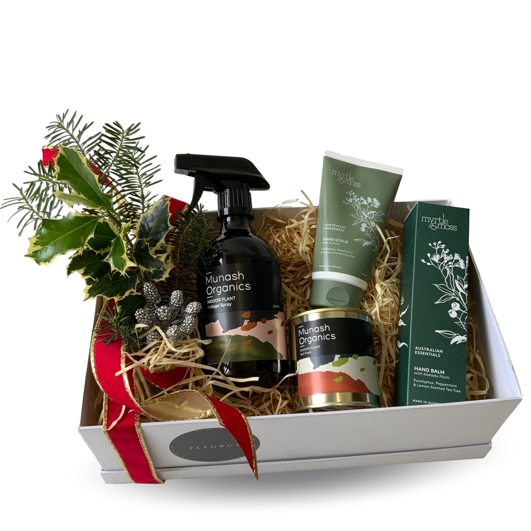 Xmas Garden Lovers Gift Box