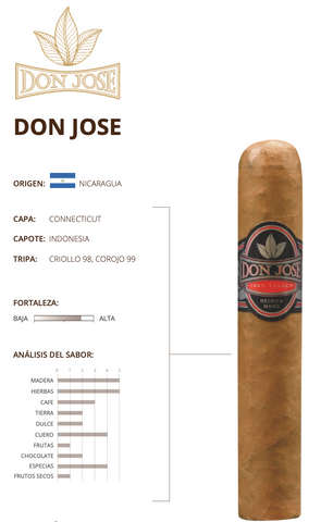 Cigars Don Jose Amman Cigar
