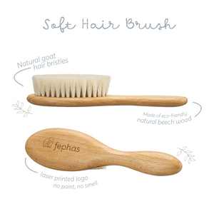 soft brush for babies