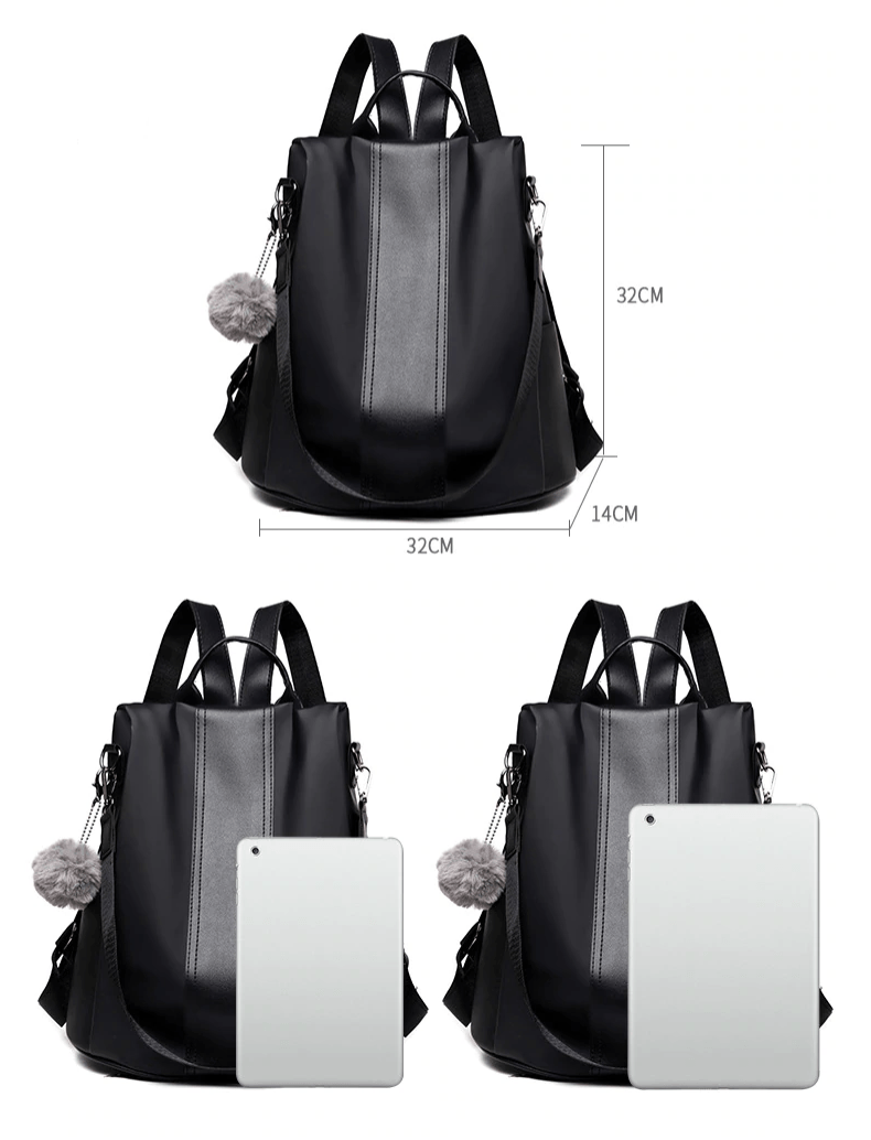 BAGTRACK Feminina Series AntiTheft Laptop Backpack