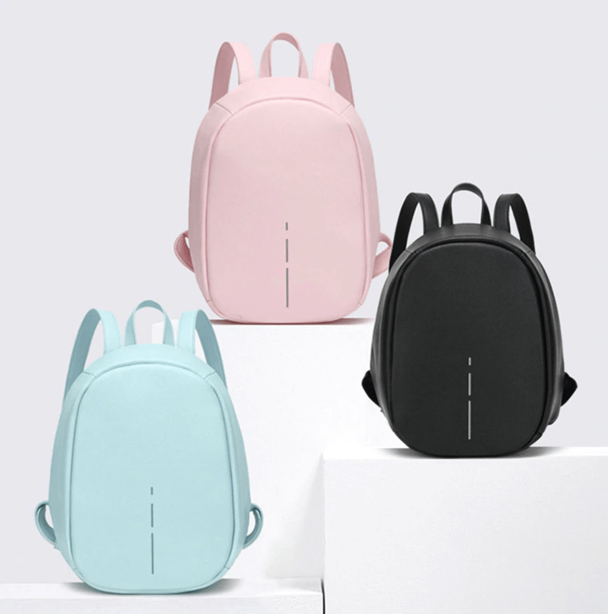BOBBY AntiTheft Backpack for Women