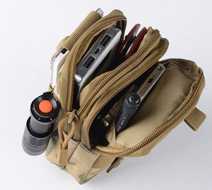 Camping Belt Bag. Oxford Fabric. - BagTrack
