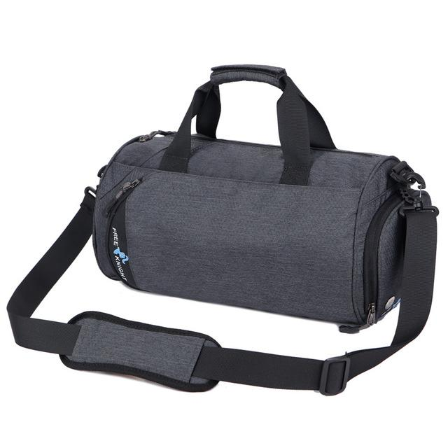 Waterproof Gym Bag. Nylon. - BagTrack