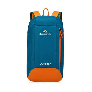 Ultralight Travel Backpack (10L). Polyester. - BagTrack