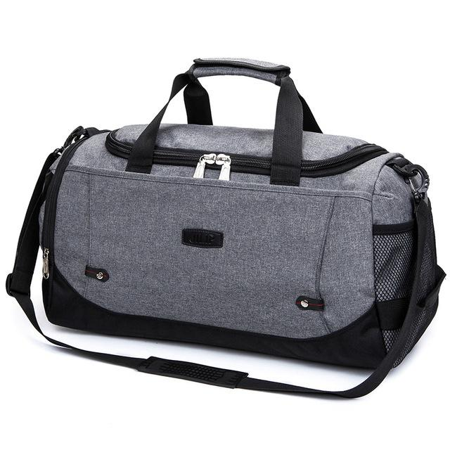 Multifunctional Multistorage Sports Bag. Nylon. - BagTrack