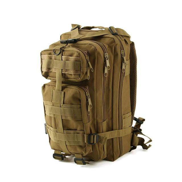 Waterproof Military Backpack (28L). Nylon. - BagTrack